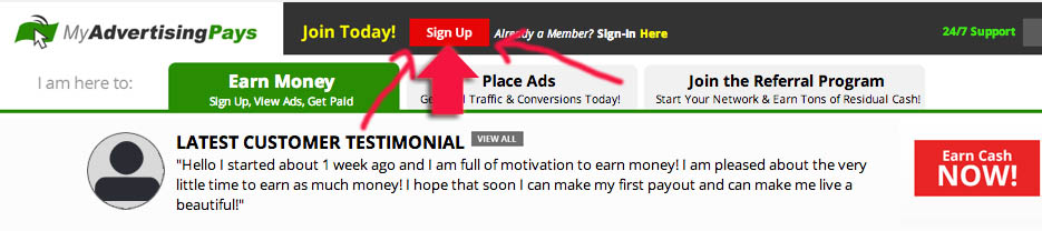 My Advertising Pays secret insights and signup