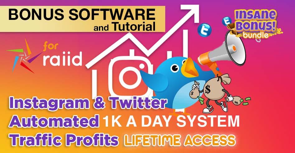 Bonus Insta Twitter Profits