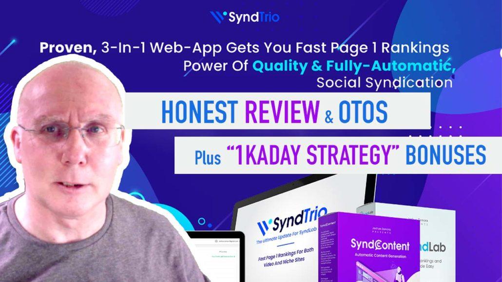 Synd Trio Review OTOs Bonuses