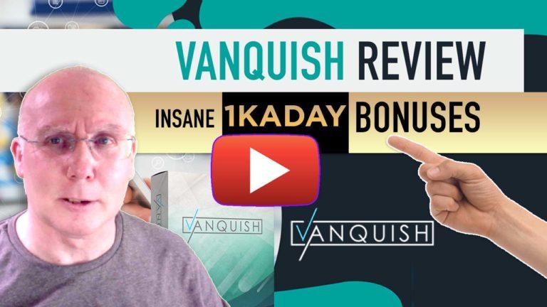 Vanquish Review