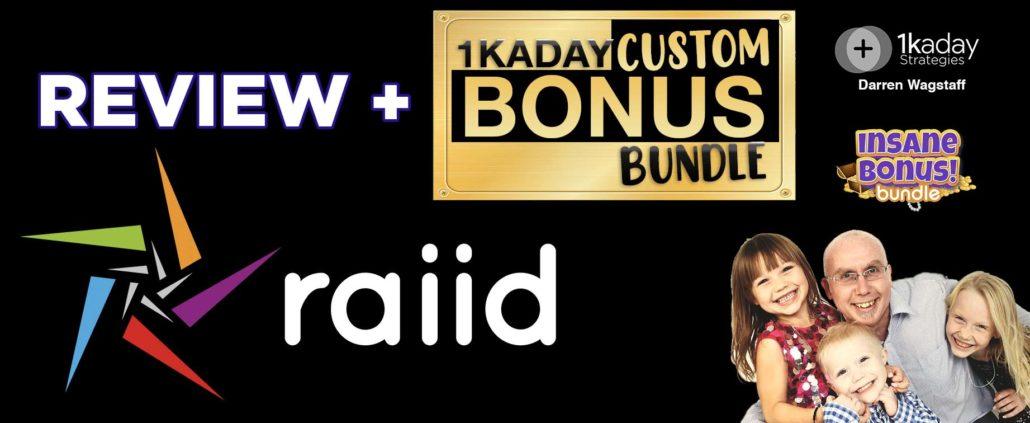 raiid review and bonus