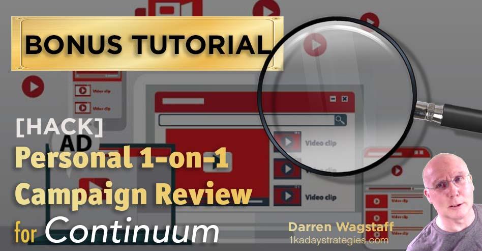 Bonus Continuum Campaign Review