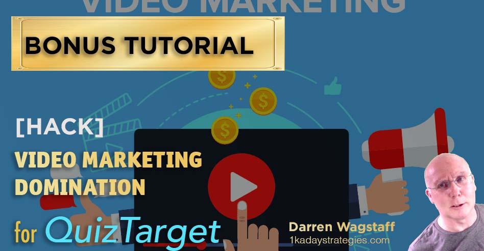 QuizTarget video domination