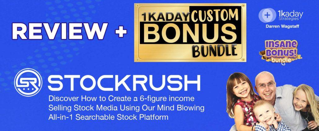 Stockrush review and bonus
