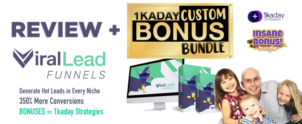 Viral Lead Funnels Review and Bonus