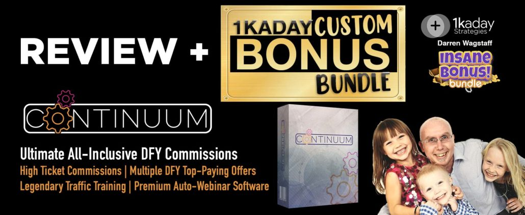 continuum review bonuses demo
