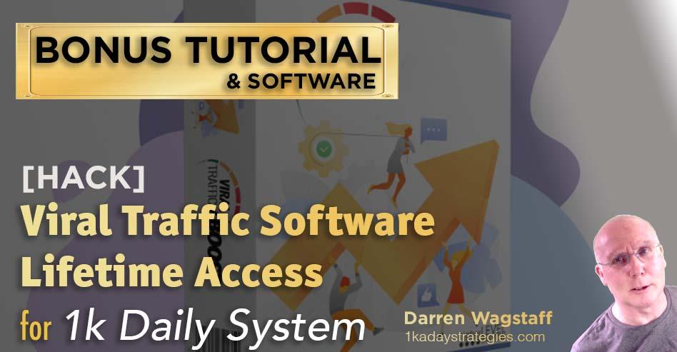 1k daily system bonus viral traffic