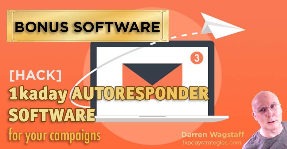 Bonus Autoresponder Software