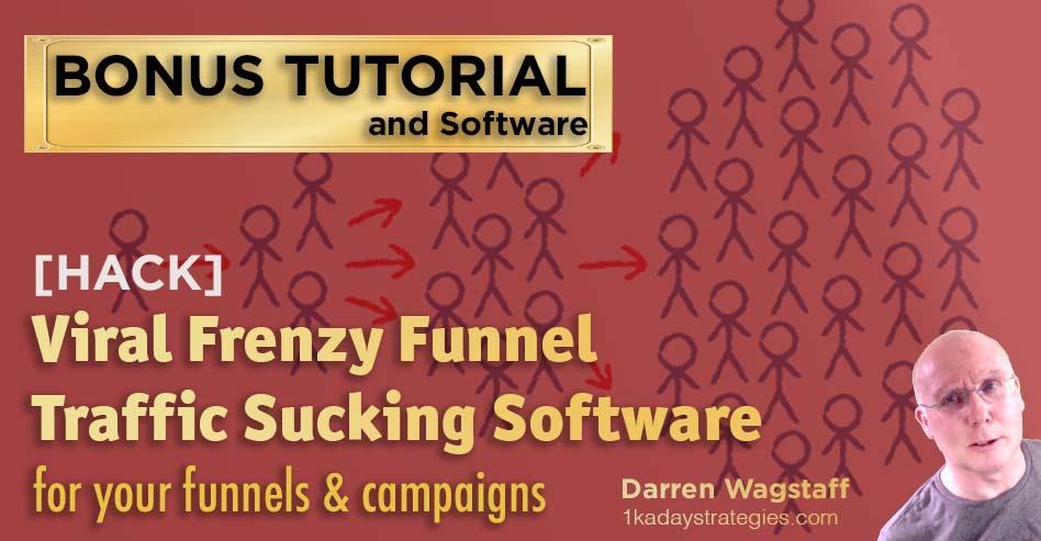 Bonus Viral Frenxy Software