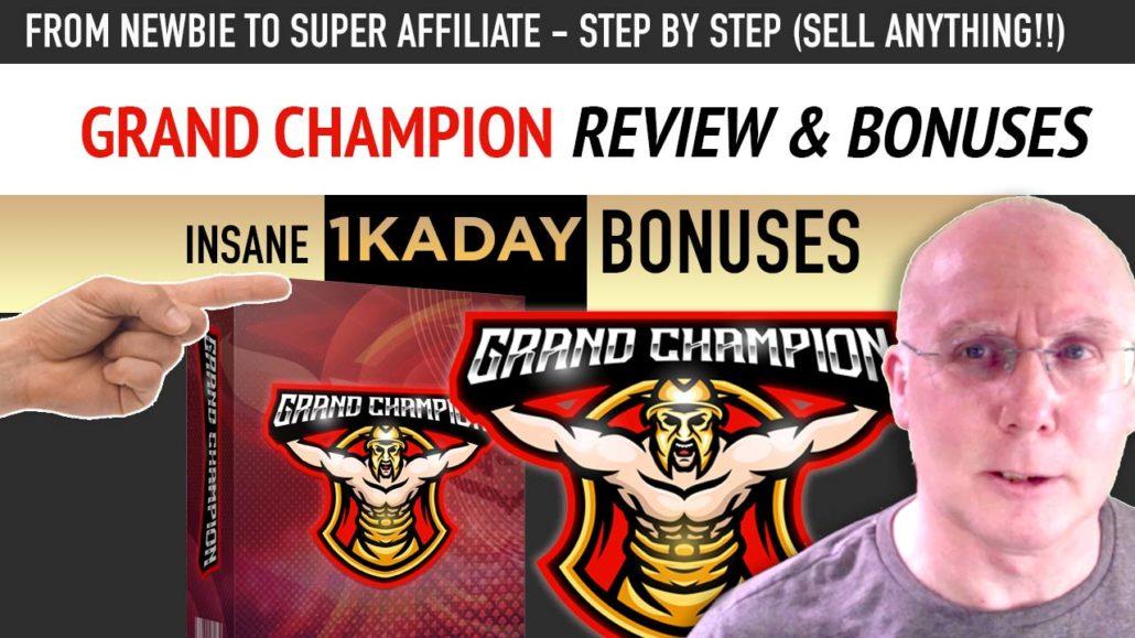 Grand Champion Review and Bonus