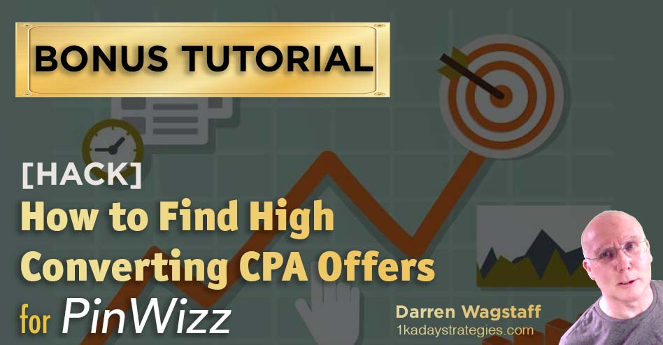 PinWIzz High Converting CPA Offers