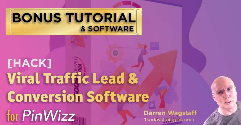 Pinwizz bonus Viral Traffic Lead